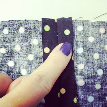 How to Sew a Bound Seam Finish