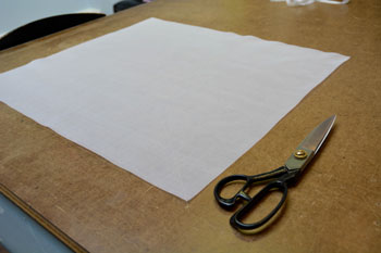How to Sew a Press Cloth Iron Guard