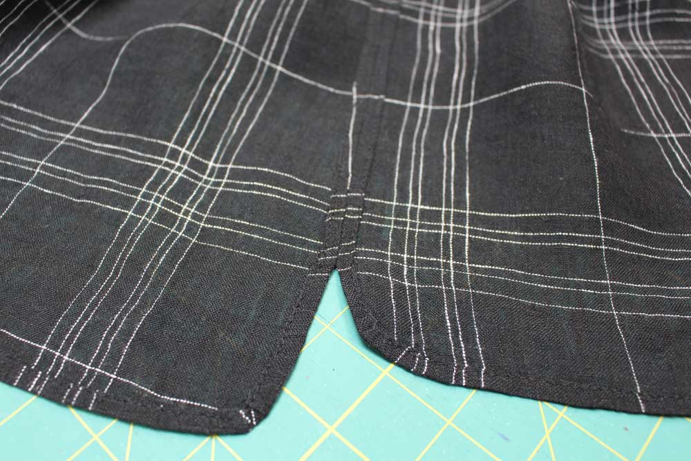 Vancouver Sewing Lessons Seam Finish