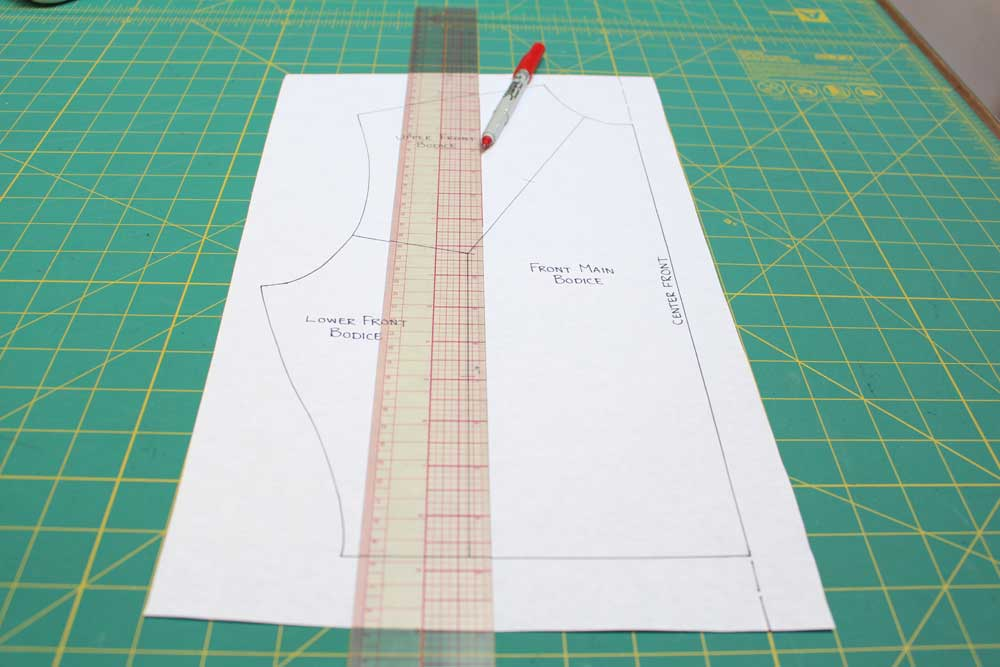 Vancouver Pattern Drafting