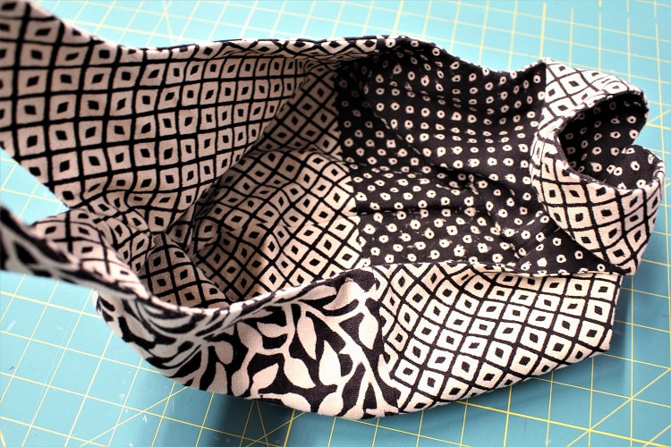 Tie Knot Bag Sew-a-Long