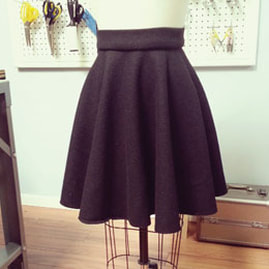 Skater Skirt Fashion Design