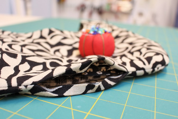 Sew-a-Long Knot Bag